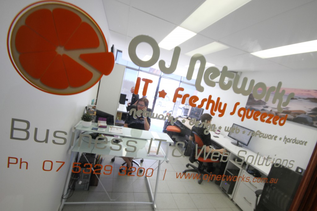 OJ Networks Office