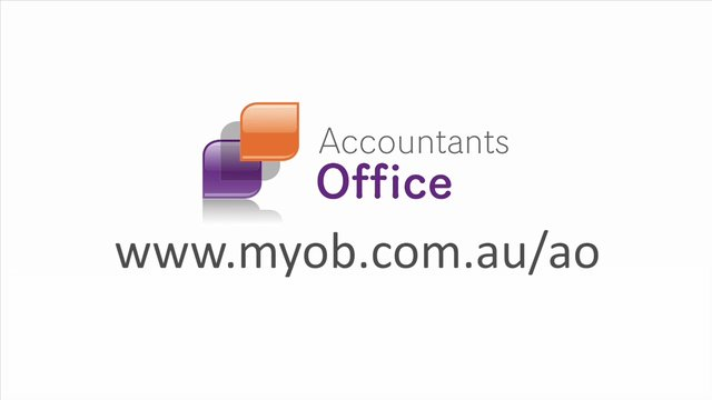 MYOB Accountants Office